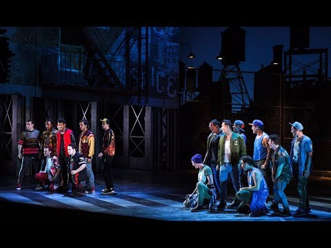 On Stage: West Side Story
