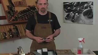 Sharpening Plane Irons Part 1: Honing the Micro Bevel
