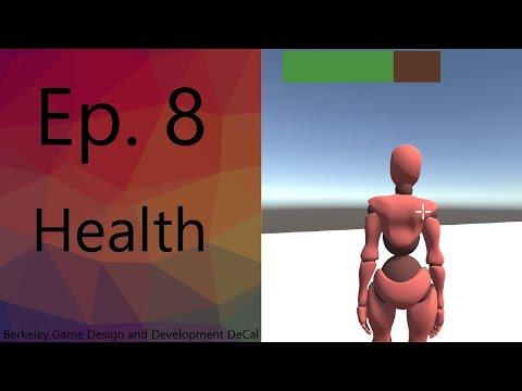 3D Game Tutorial: Ep. 8- Health thumbnail