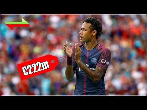 Transfer Vlog: Neymar Júnior, Antara PSG & Barcelona