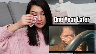 The break up...1 year later