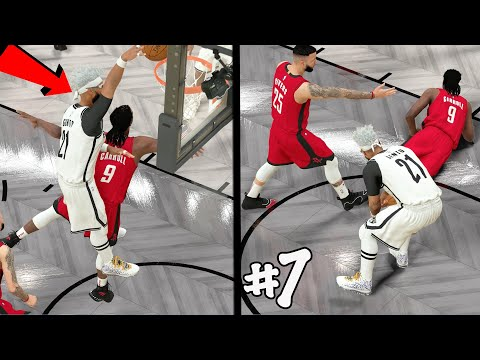 Durant FOULED OUT in INTENSE RIVALRY GAME! NBA 2k20 MyCAREER ROAD to 99 OVR LEGEND Gameplay Ep. 7 |