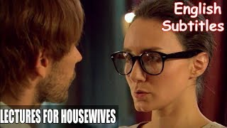 LECTURES FOR HOUSEWIVES - Lifetime Movies 2019 Based On True Story
