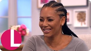 Mel B Talks The Spice Girls, America's Got Talent, And Prince | Lorraine