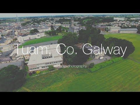 Tuam, Co. Galway (4K Aerial Film)