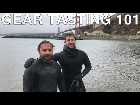 Frogman Swim and Range Time with the Radian Model 1 - Gear Tasting 101