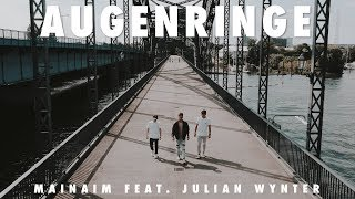 MAINAIM (feat. Julian Wynter) - Augenringe (prod. W3R) Official Music Video