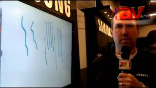 SYNNEX 2012: Samsung Features Touch Overlay System For Interactive Displays In Connected Classroom