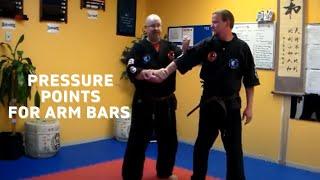 Penacook School Martial Arts/Tricep Tendon Arm Bar/TOTW