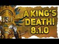Horde War Campaign - The King's Death Questline | BfA Patch 8.1.0