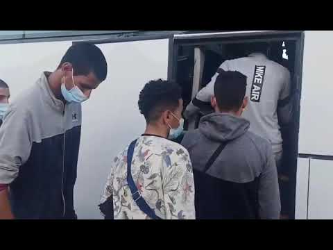 Trasladan a 200 Inmigrantes al CATE de Barranco Seco.