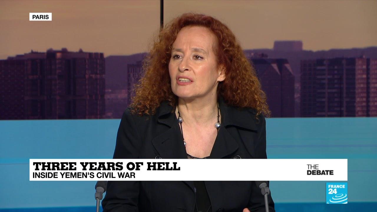 'The blockade causes unnecessary deaths' - Donatella Rovera on Yemen civil war