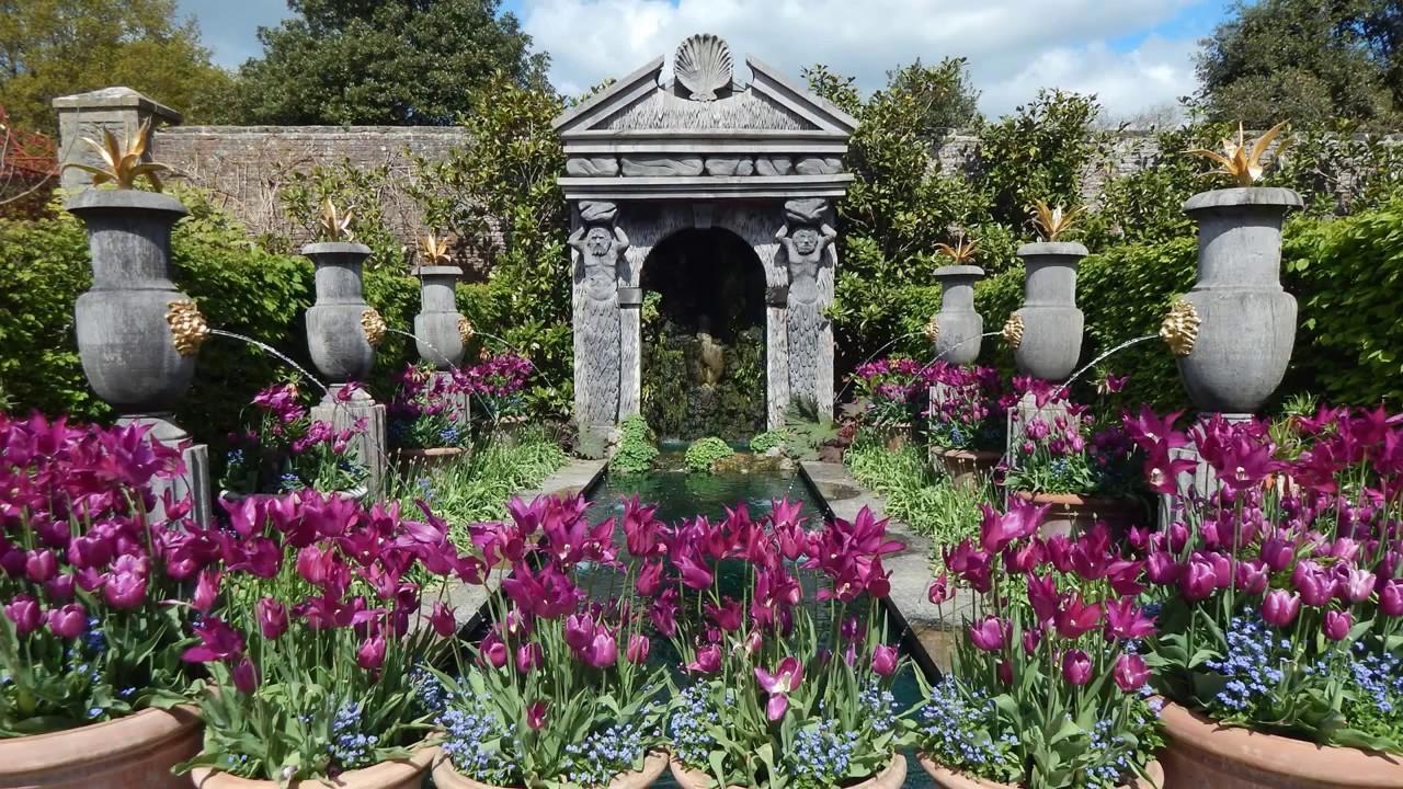 Arundel Castle Tulip Festival April 2017 By Arun Talks