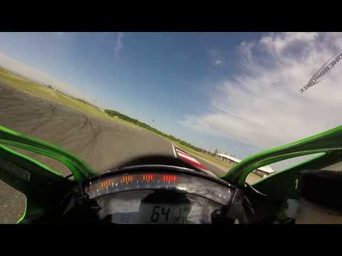 Potter bedford autodrome track day fast group zx10r 27 05 17