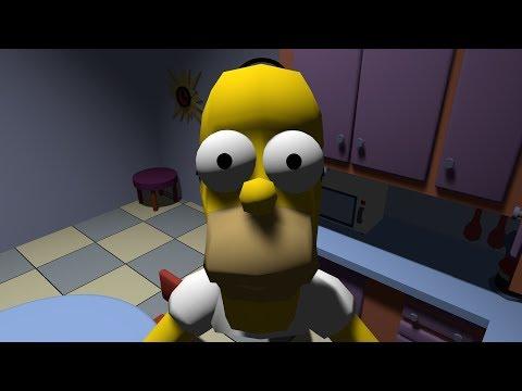 Homer Needs A Beer