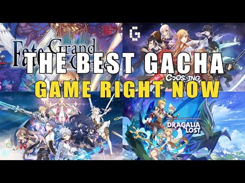 What Is The Best Gacha Game Right Now ?