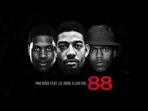 """Pnb Rock Ft. Lil Durk & Lud Foe - """"88"""""""