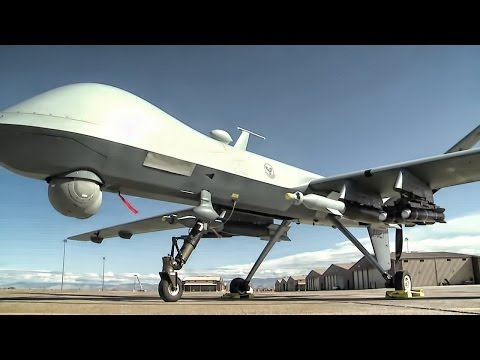 Remotely Piloted Aircraft - Predator & Reaper