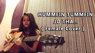 Hummein Tummein Jo Tha   Raaz Reboot  Female Cover By Pallavi Mukund