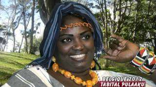 Femme Africaine Festival Tabital Pulaaku Belgique 2012 Ledoux paradis Télé SPI