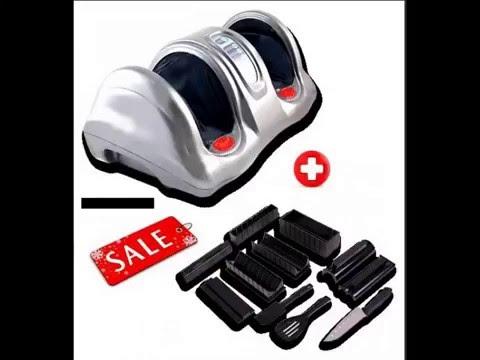 Массажер «Live Active Feet Relax Pro» + подарок набор для приготовления роллов Мидори