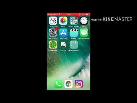 Запись экрана нет звука на айфоне
