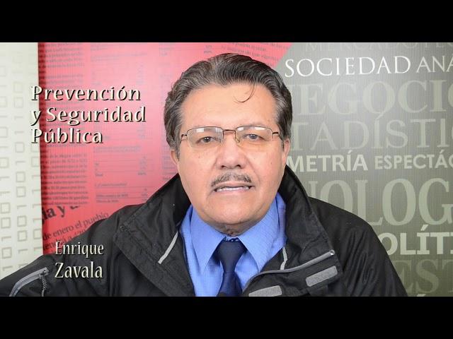 Enrique Zavala (Prevención, prevención)