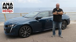 Yeni Peugeot 508 1.5 BlueHDi EAT8 Test