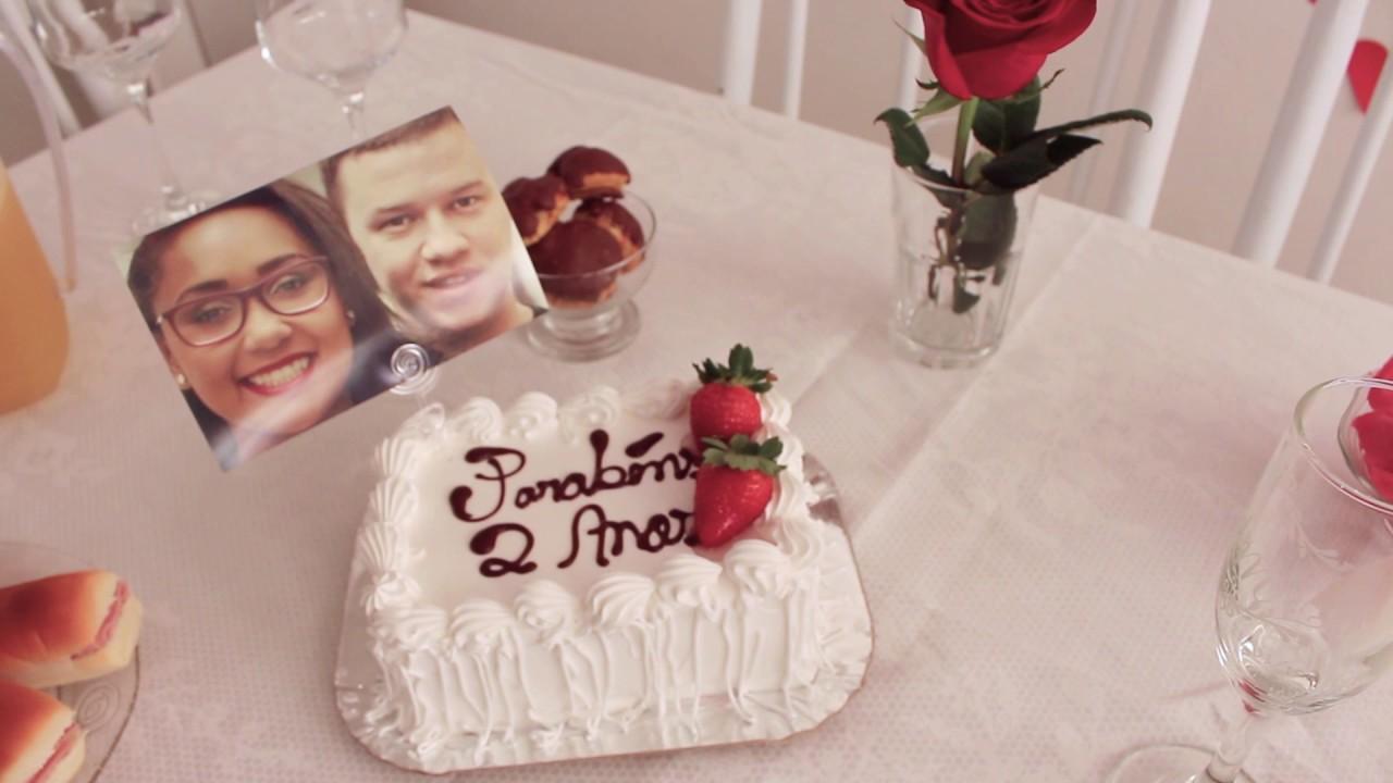 Aniversário 2 Anos De Casamento Surpresa