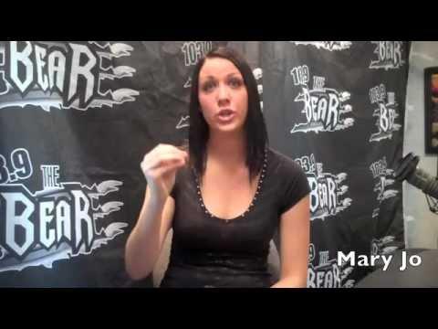 WRBR Rock Girl 2012 Contestant: Mary Jo