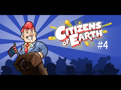 Citizens of Earth #4: We Are The Law