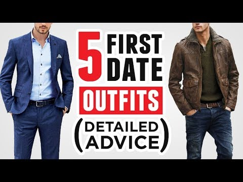 Wear THIS On A First Date (5 Outfits Detailed Advice)