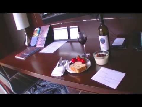 Hyatt Regency San Francisco Embarcadero: Rooms And Suites Tour (3D Also Available)