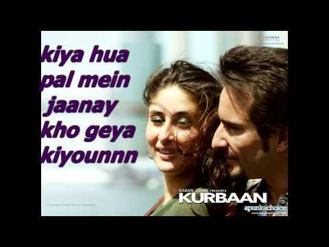 Kurbaan hua full song by Misbah ali... hd
