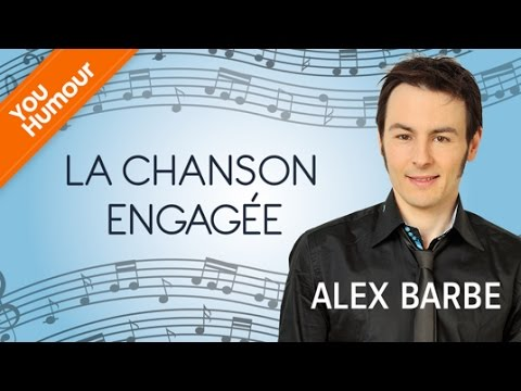 Alex Barbe - Chanson pour sauver les hamsters