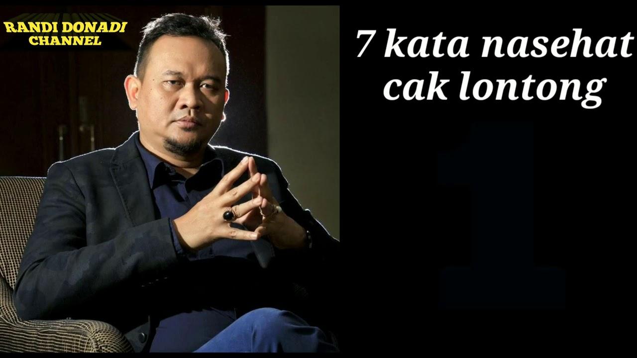 Kata Kta Mutiara Cak Lontong Youtube