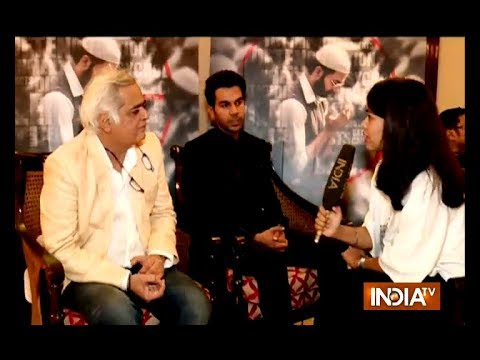 Omerta: Hansal Mehta and Rajkummar Rao reveal interesting details about the film