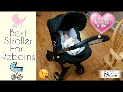 doona-carseat-stroller-review-|-a-must-have-for-reborns❤