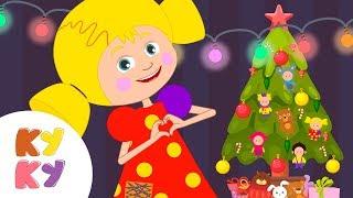 2018 Новый Год - КУКУТИКИ и ТРИ МЕДВЕДЯ - Новогодняя песенка для детей, малышей Happy New Year