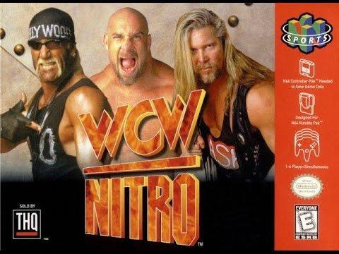 WCW Nitro (Nintendo 64) - Battle Royal