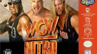 WCW Nitro (Nintendo 64) - Battle Royal