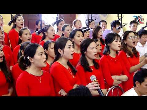 Con Sẽ Ca Ngợi Tình Thương Của Chúa Tv 88 Ca Đoàn Hát Hoa Kiên Lao