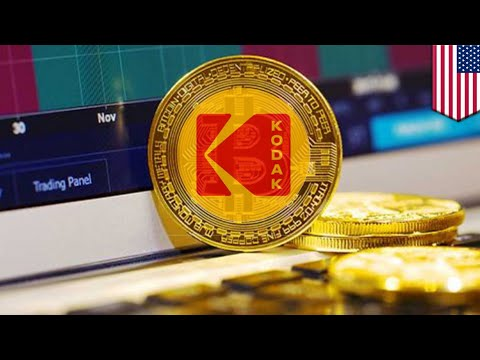 Kodak coin: Kodak announces its own cryptocurrency, gets into Bitcoin mining gig - TomoNews