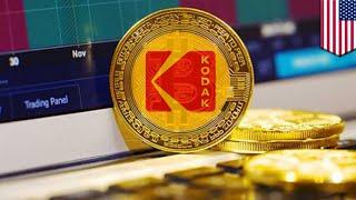 Kodak coin: Kodak announces its own cryptocurrency, gets into Bitcoin mining gig - TomoNews