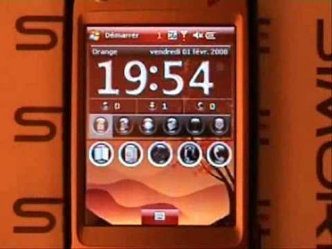 HTC TYTN II - Dual SIM Card Simore for HTC TYTN 2 II