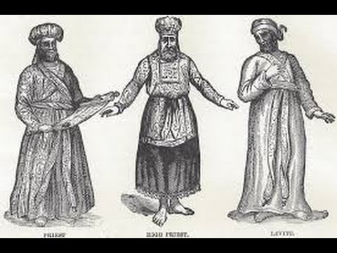 The Levite Priests Study 1 'Their Selection'
