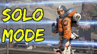 APEX LEGENDS-SOLO MODE GAMEPLAY (NO COMMENTARY)