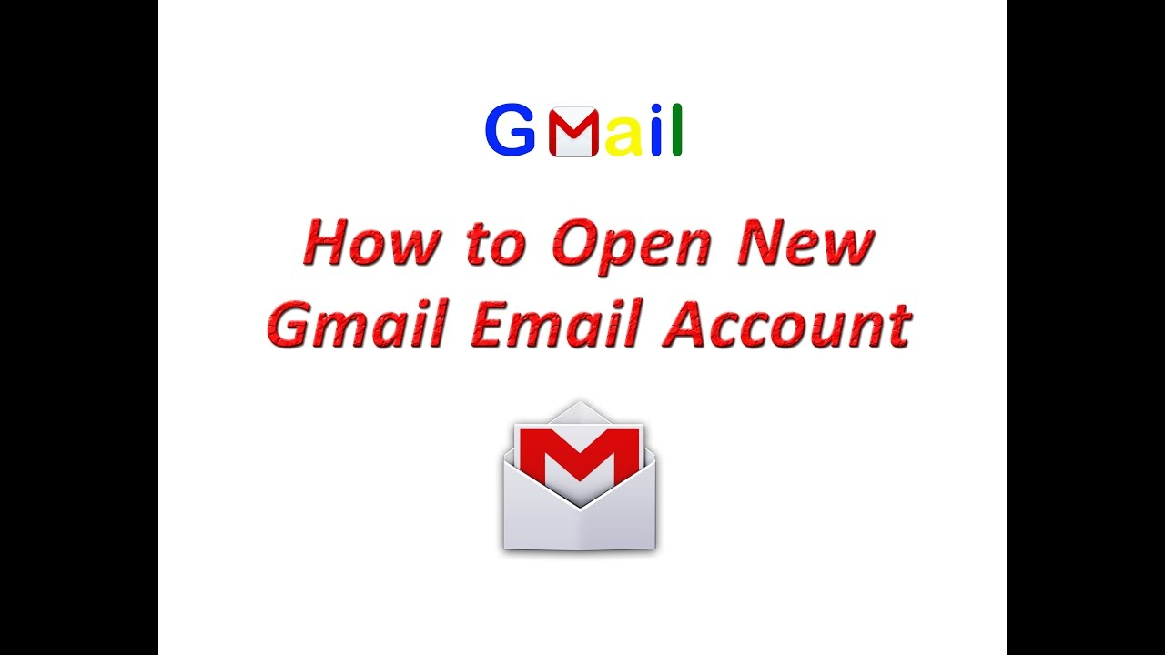 How To Create A New Gmail Account Zmedia