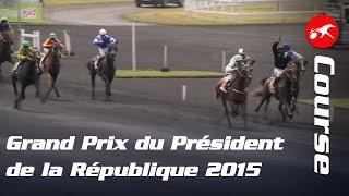 Vidéo de la course PMU PRIX DU PRESIDENT DE LA REPUBLIQUE
