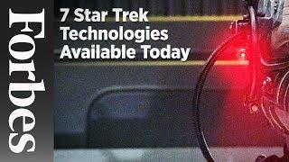 7 Star Trek Technologies Available Today